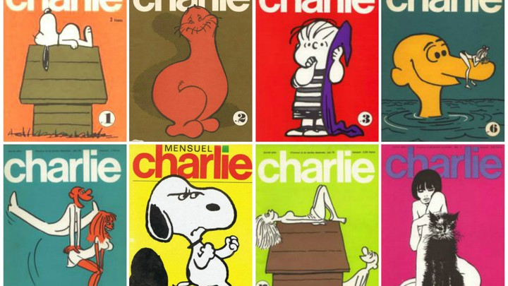 40b16997f How Charlie Brown Influenced 'Charlie Hebdo' - The Atlantic