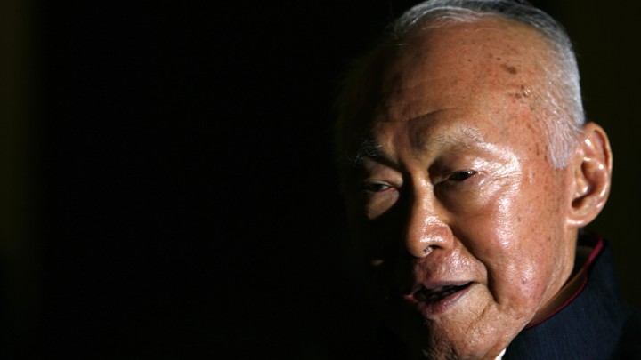 Singapore Founding Prime Minister Lee Kuan Yew Dies ...