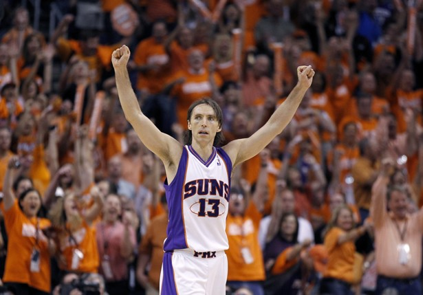 Steve Nash Retires: Opposition to Iraq War Gave NBA Players a Voice - The Atlantic