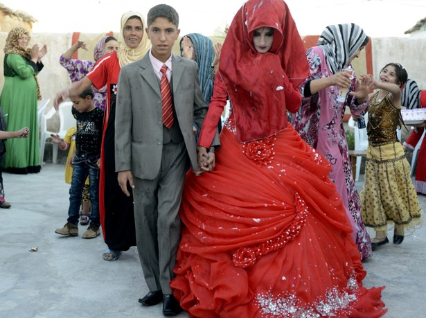 A Strange Map Of The World S Child Marriage Laws The