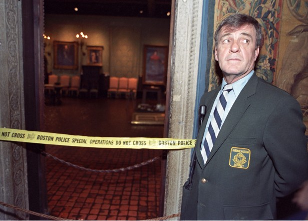 25 Years After The Isabella Stewart Gardner Museum Robbery