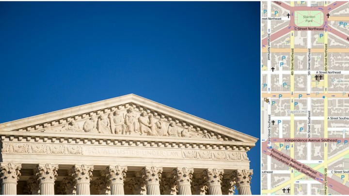 Unanimous Supreme Court Expands Scope >> U S Supreme Court Gps Trackers Are A Form Of Search And Seizure