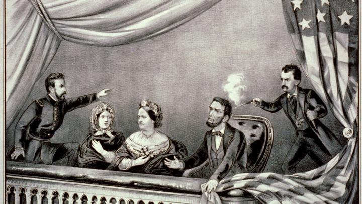 Abraham Lincoln S Assassination John Wilkes Booth And