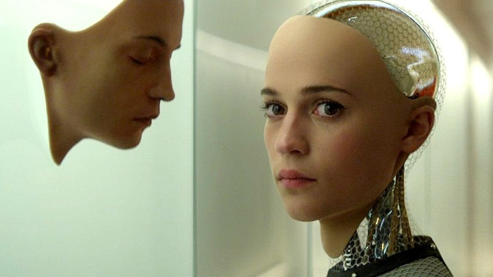Ex Machina' and Cinema's Move Toward Humanizing Artificial