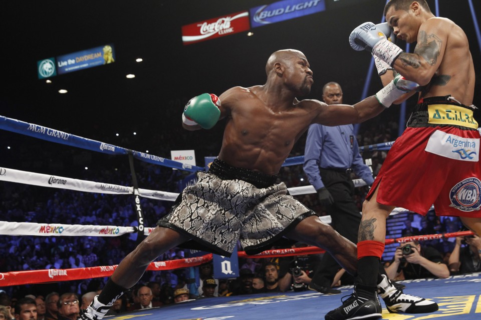 mayweather vs pacquiao the business behind the fight of the