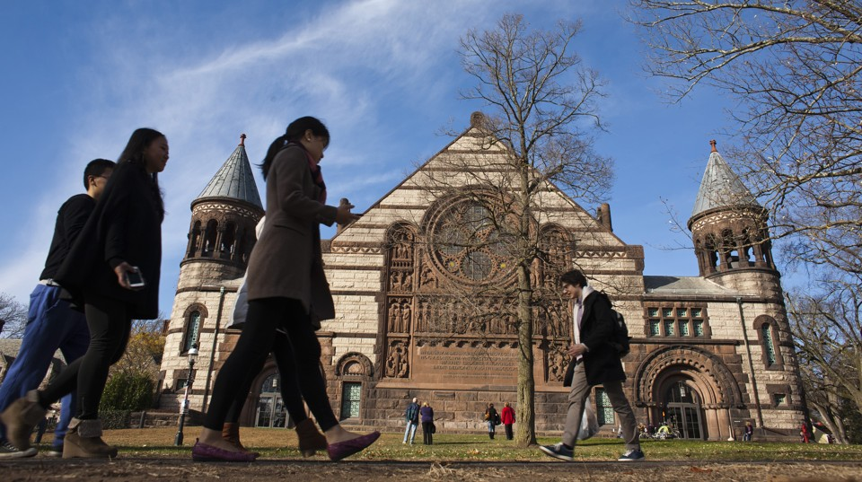How does university work in America?
