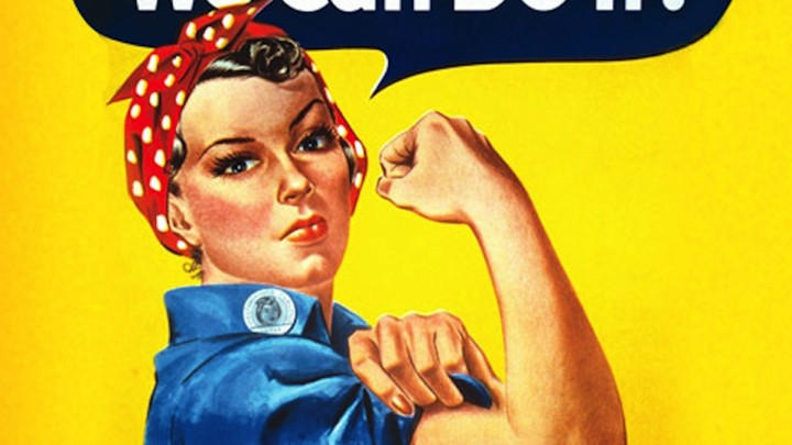 We All Want To Be Rosie The Riveter The Atlantic