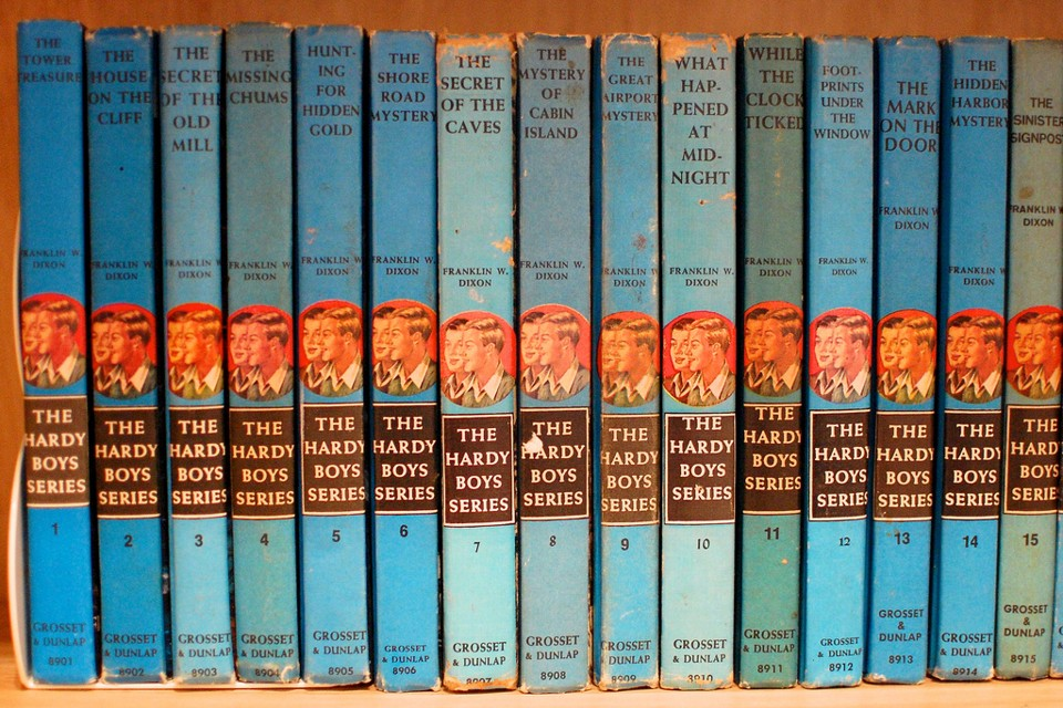 Image result for the hardy boys 70s