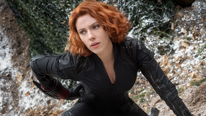 Does black widow hook up with hulk