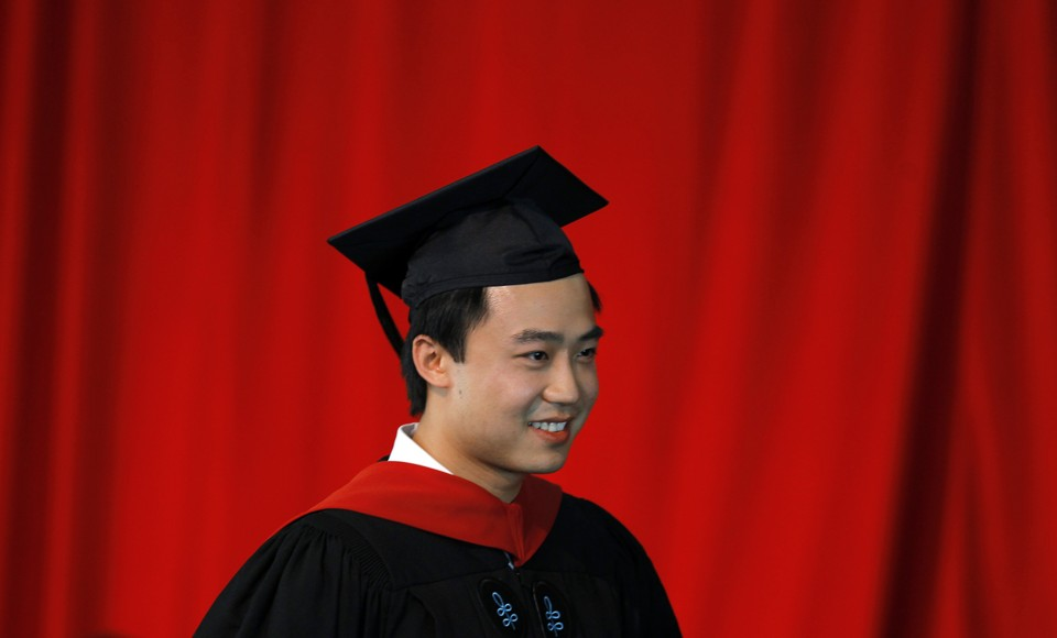 Competition and Relationship between China and U.S. student essays