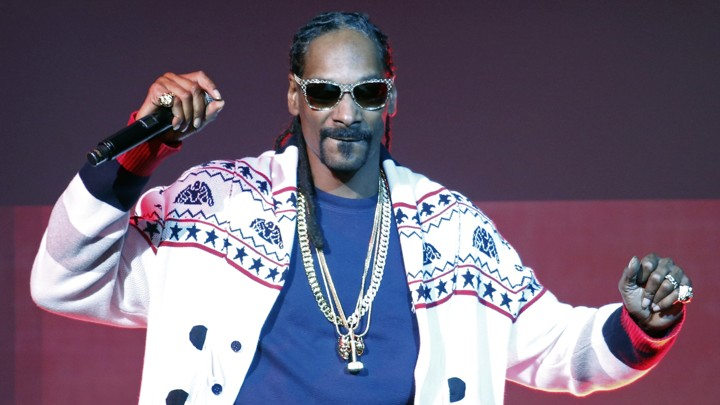 Review: Snoop Dogg's 'Bush', Produced by Pharrell, Is Fun