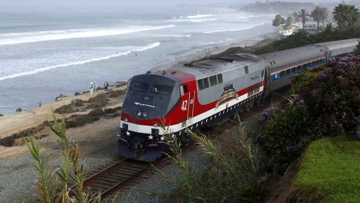 police and dea searches aboard amtrak trains the atlantic