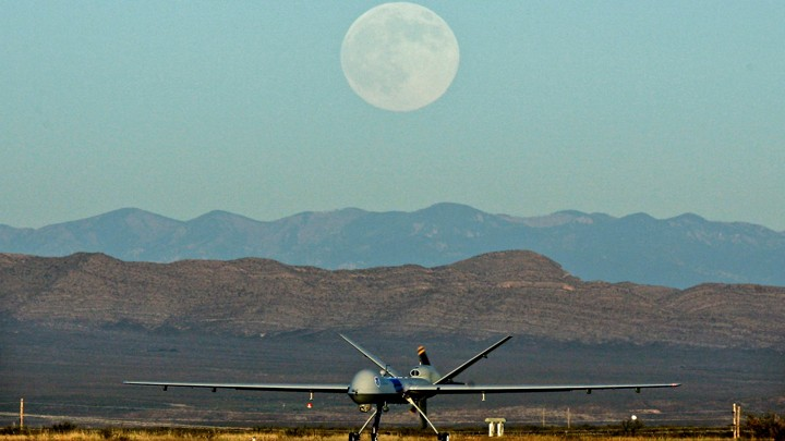 The Story of America's First Drone Strike in Afghanistan
