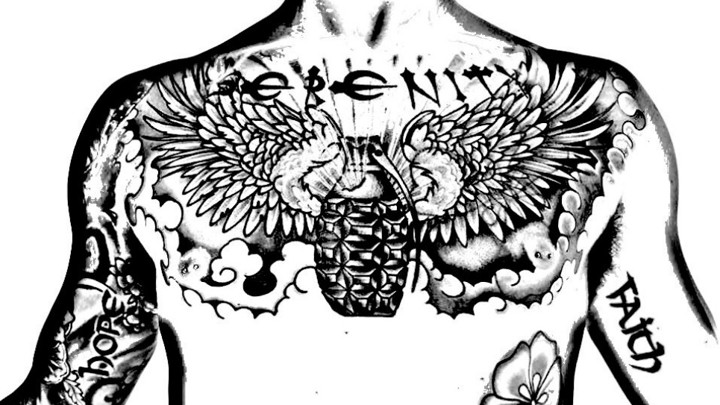 War Ink An Iraq War Veteran Discusses The Meaning Of His Tattoo