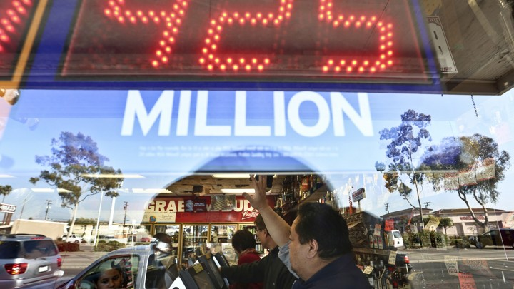 Lotteries: America's $70 Billion Shame - The Atlantic
