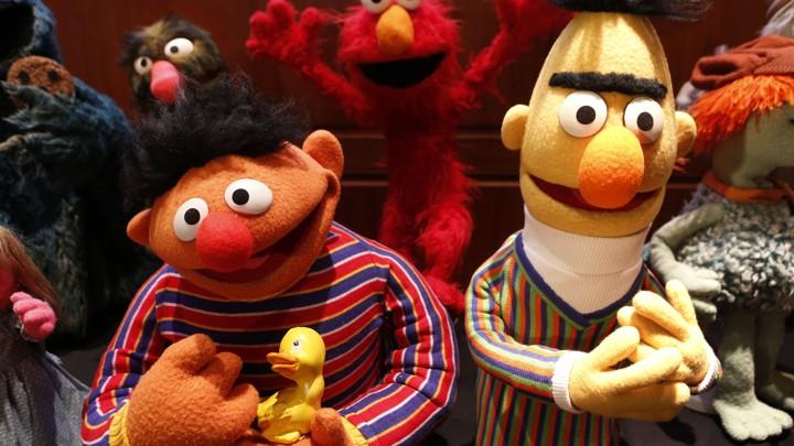 Sesame Street è efficace tanto quanto l'inizio iniziale e molto-2990