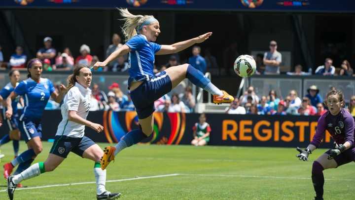 9af714028 World Cup 2015: Women's Soccer Is a Feminist Issue - The Atlantic