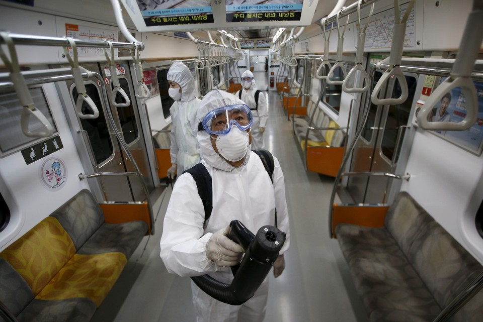 2015 Middle East respiratory syndrome outbreak in South Korea ...