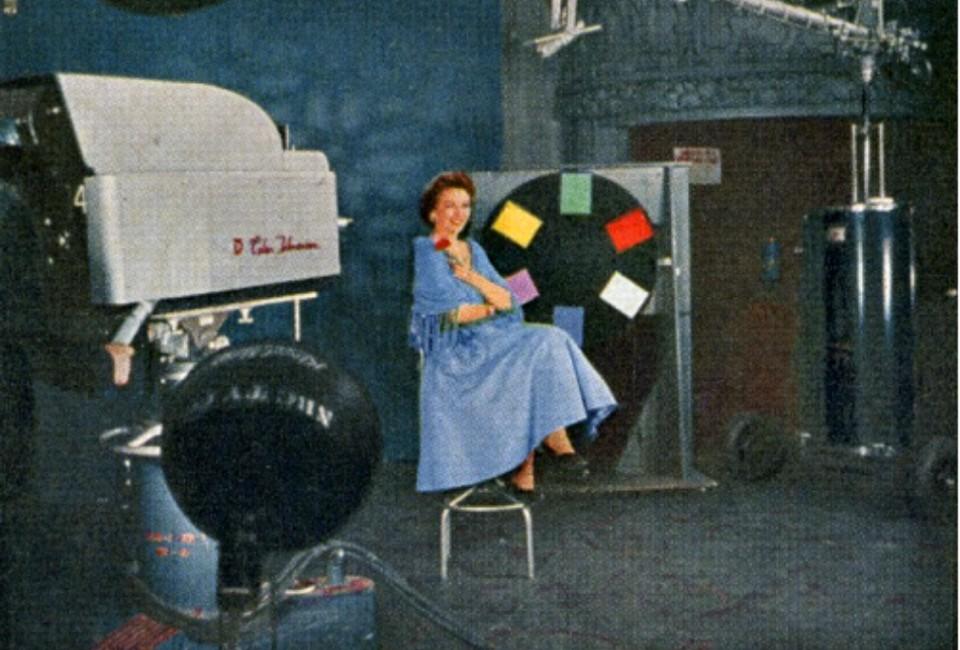 Popular Mechanics Subscription >> 'Color Girls': The Human Test Patterns of Color TV - The Atlantic