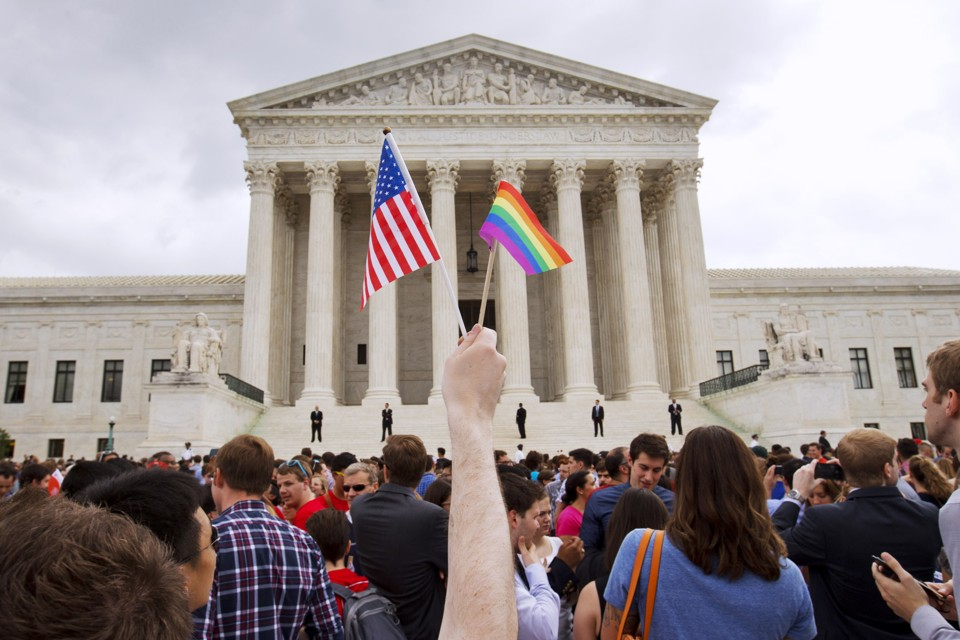 how the u s supreme court s same sex marriage decision will  gay marriage is now a constitutional right in the united states of america