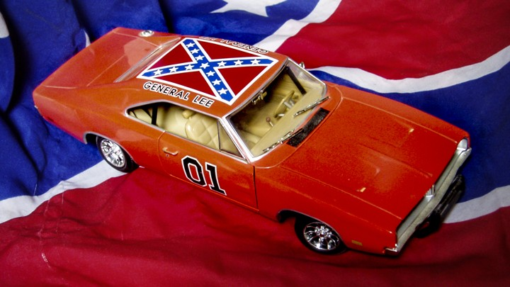 31fd7ab3b5 How  Dukes of Hazzard  Tried to Neutralized the Confederate Flag ...