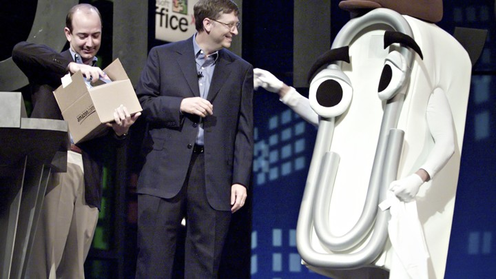 What Made Clippy, the Microsoft Office Assistant, So