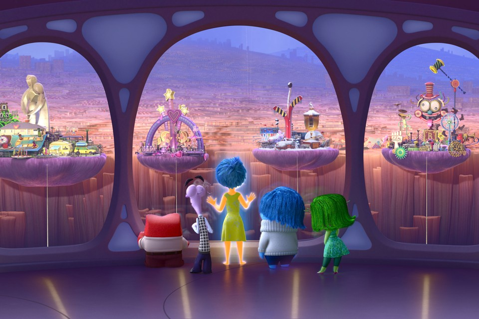 Movie Review: 'Pixar' Returns to 'Toy Story' Form With 'Inside Out ...