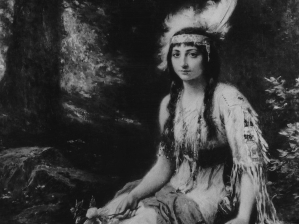 The Real Pocahontas Pictures Wikipedia