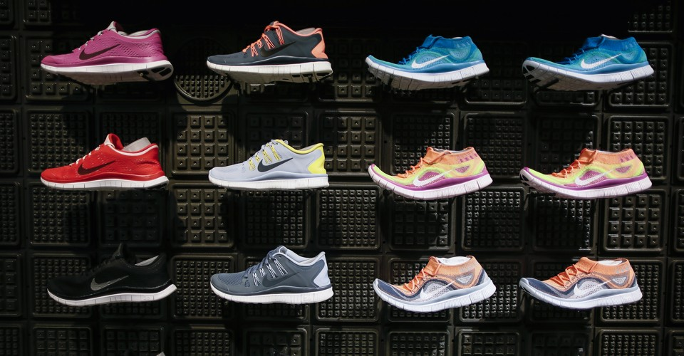 online retailer ba088 8efab How Nike Turned Running Shoes Into Fashion