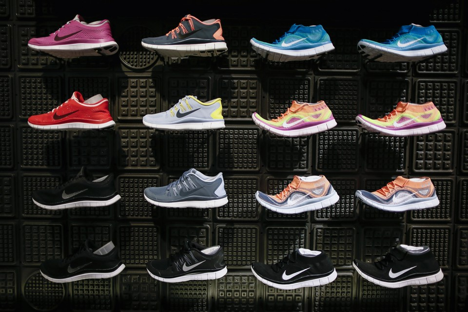 Image result for nike athletic shoes in store