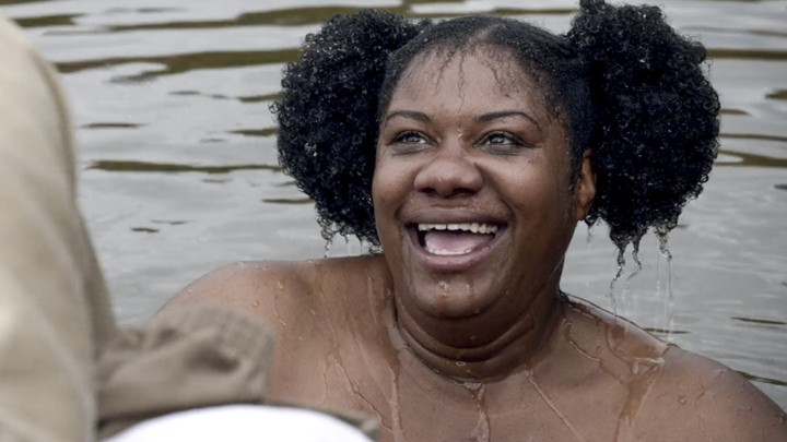 Orange Is the New Black's Season 3 Finale Lake Scene: One of
