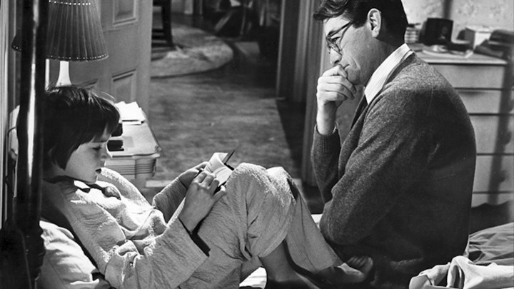 how does atticus finch show courage