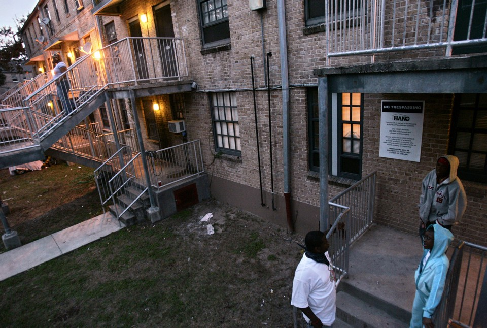 The myth of new orleans 39 s affordability the atlantic New house project
