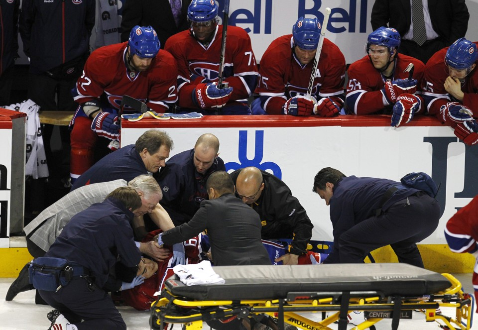 Concussions easy 10 points?
