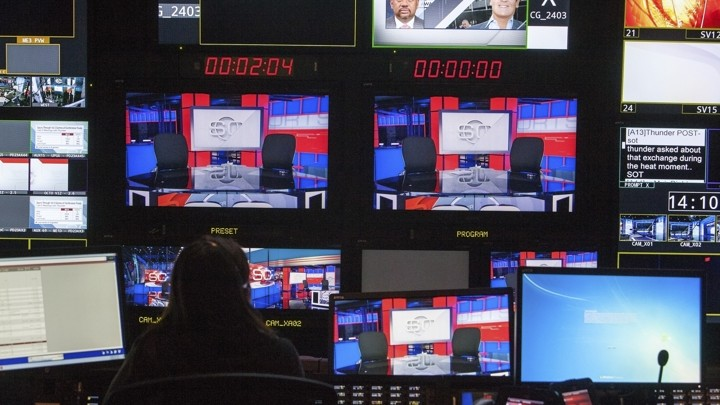 ESPN and the Post-TV World - The Atlantic