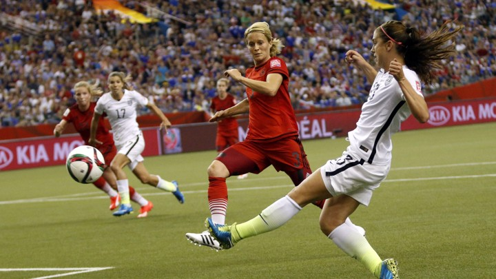 The Women's World Cup's Grass Ceiling: How to Conquer