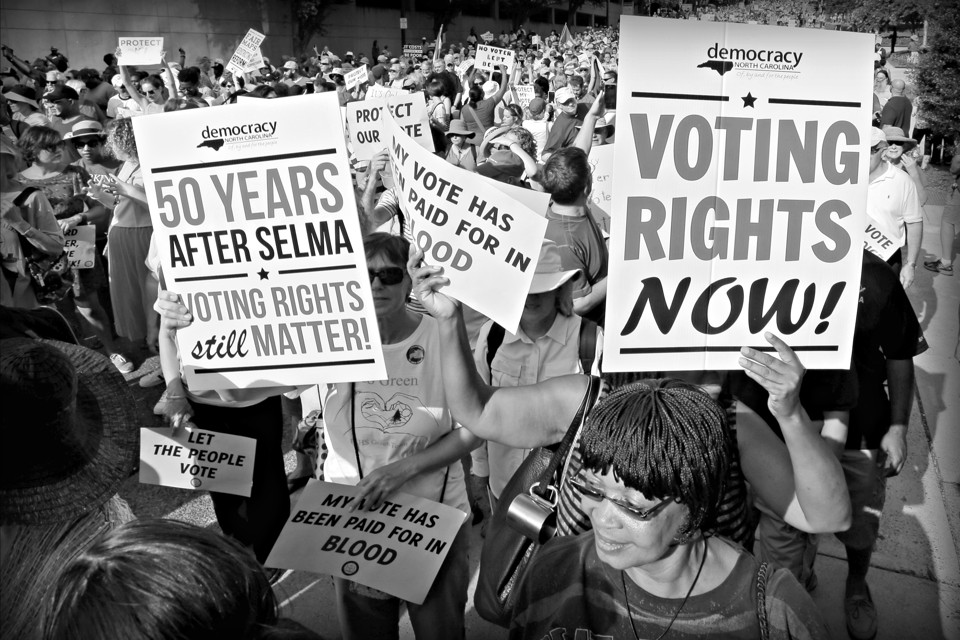 Give Us The Ballot': The 1975 Expansion of the Voting Rights Act ...