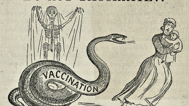 The Annals Of Im Not Antivaccine Part >> How Today S Anti Vaccination Movement Traces Back To Victorian