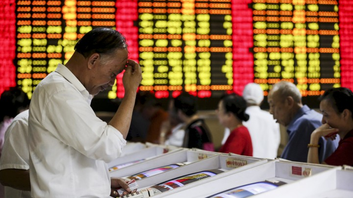 Should We Worry About China's Stock Market Slowdown? - The Atlantic