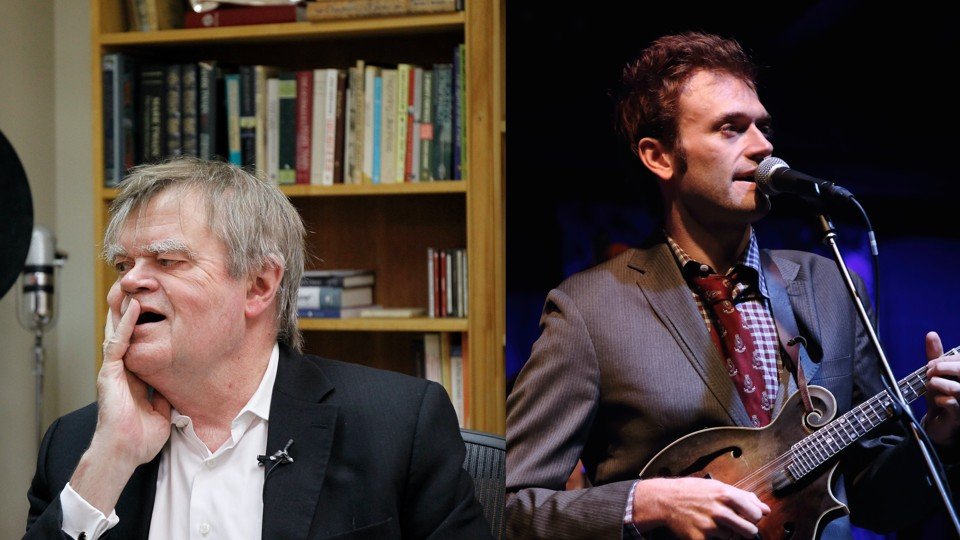 Can chris thile fill garrison keillors shoes as the host of a can chris thile fill garrison keillors shoes as the host of a prairie home companion the atlantic expocarfo