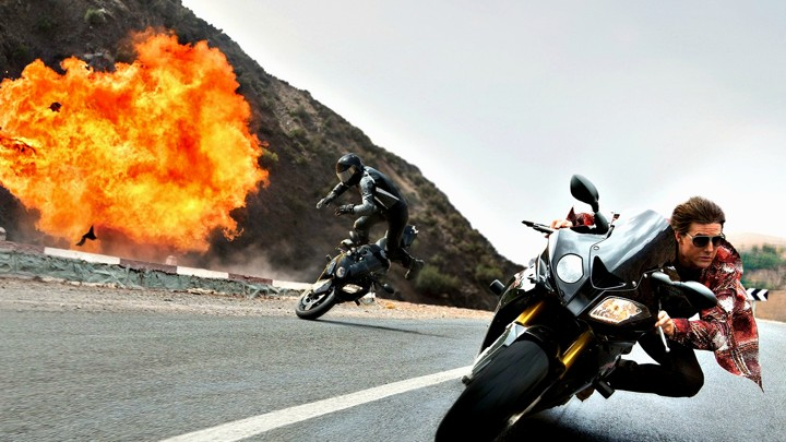 Mission: Impossible – Rogue Nation and the Furious Will of Tom