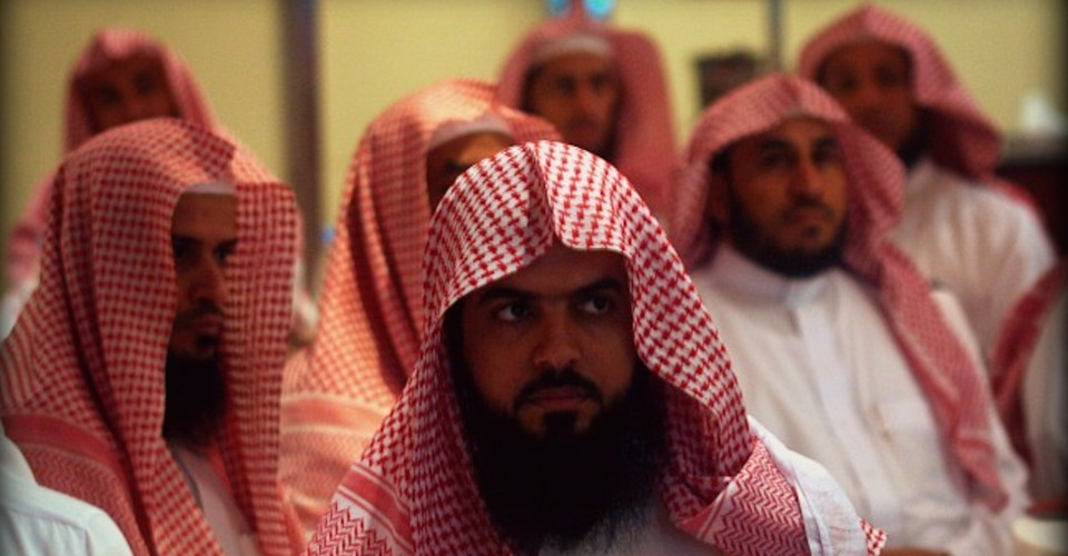 Saudi Arabia's War on Witchcraft - The Atlantic