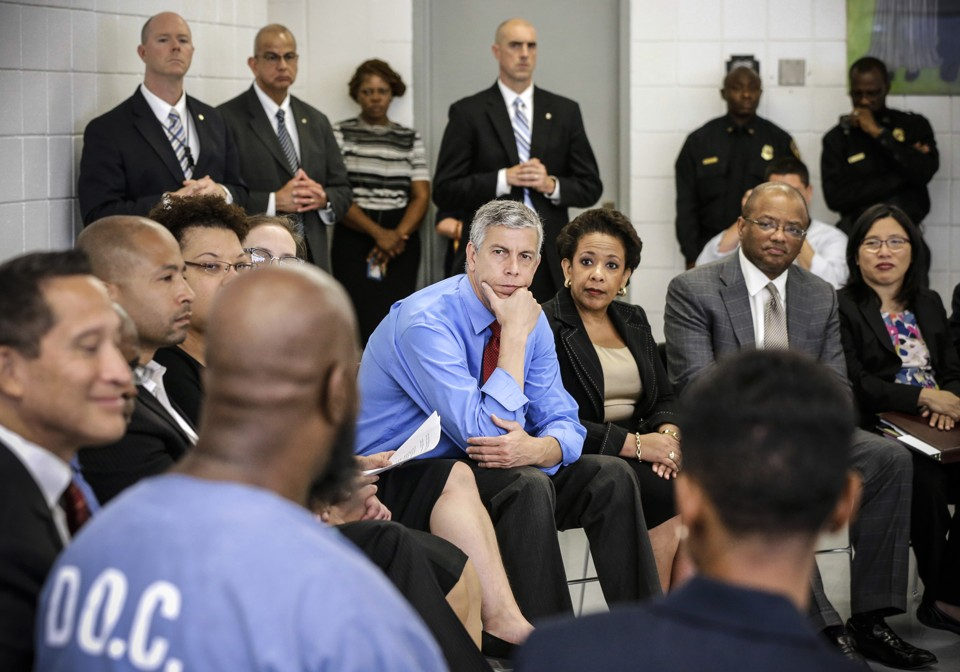 arne duncan defends pell grants for prisoners project the atlantic