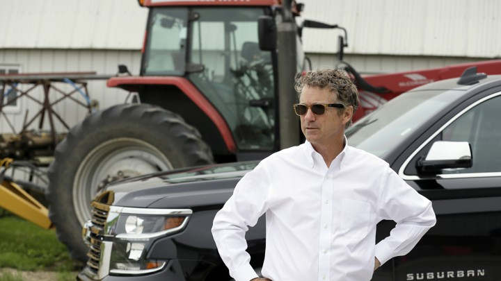 rand paul will pay for kentucky s gop election himself the atlantic