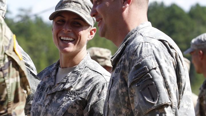 The Atlantic Daily: Female Army Rangers, Stocks, Iran Deal