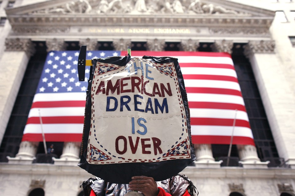 the many lives of the american dream the atlantic shannon stapleton reuters
