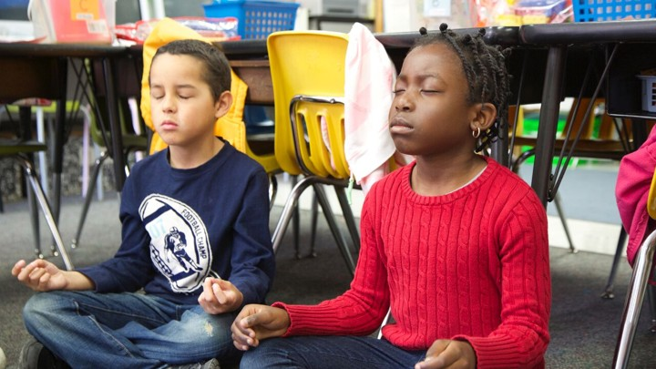 How Mindfulness Could Help Teachers and Students - The Atlantic