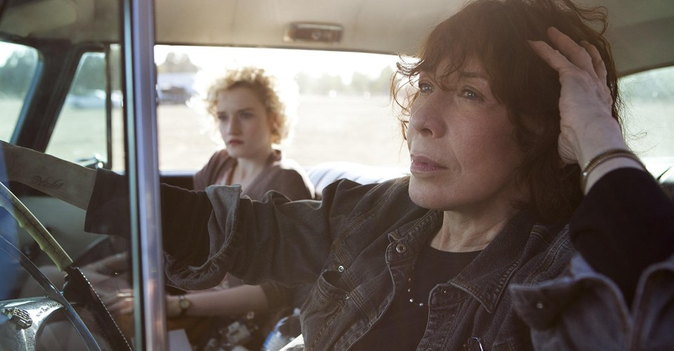 Movie Review Lily Tomlin Proves Old Age Can Be -9300