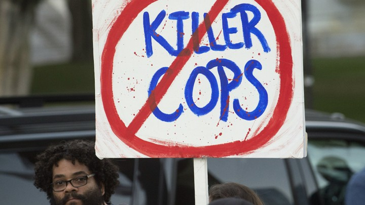 Police Officers Are Being Indicted For Murder at Unusually