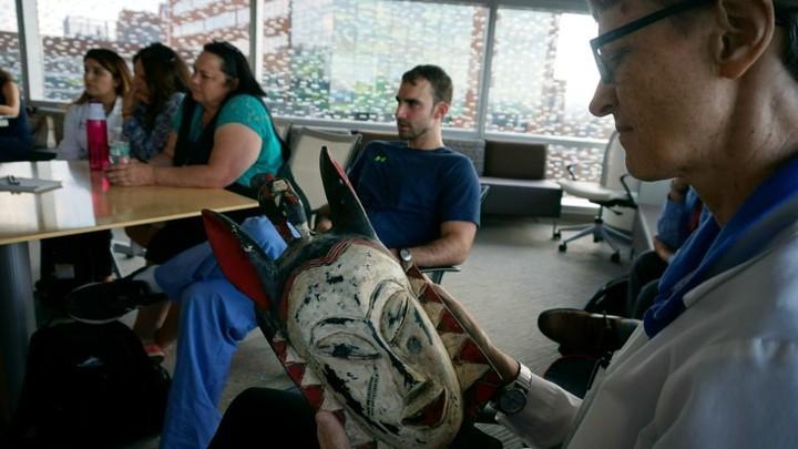 Johns Hopkins 'AfterWards' Program Helps Doctors Process